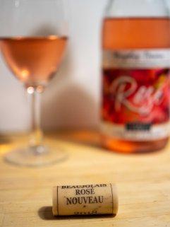 Beaujolais Nouveau rosé